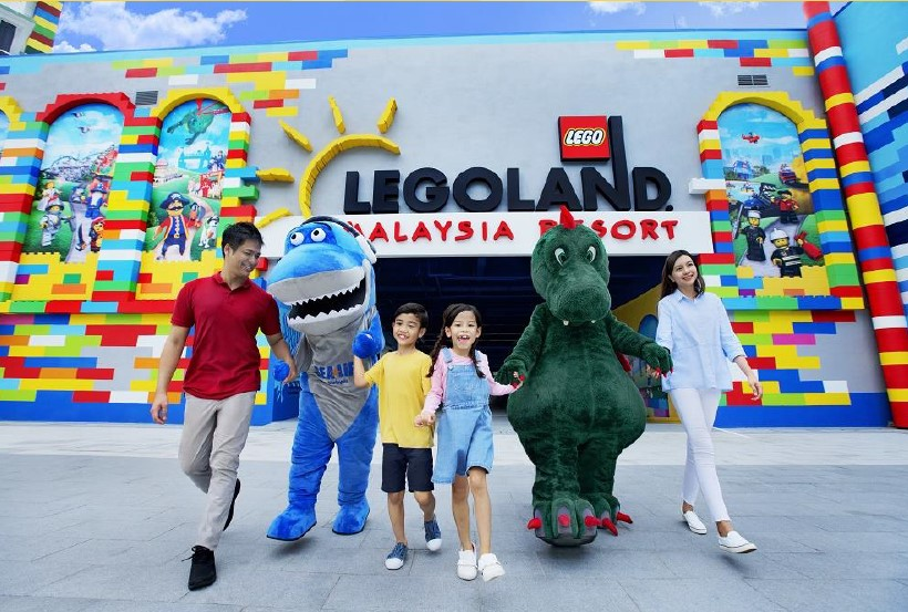 LEGOLAND® Malaysia Resort reopens - with new attraction, PLANET LEGOLAND